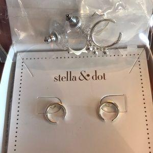 Stella & Dot Earings